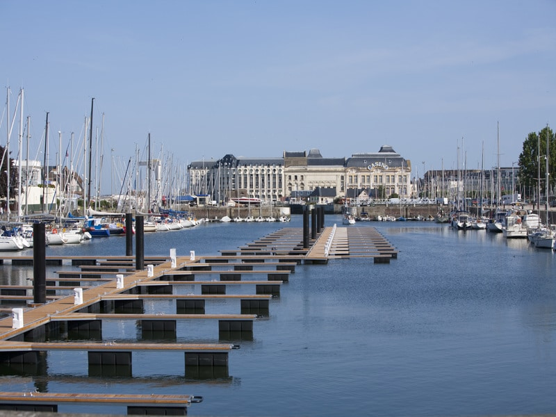 Etablissement für Le Port