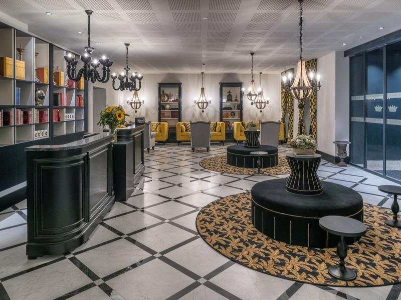 Equipamientos para Hôtel du Roi & SPA