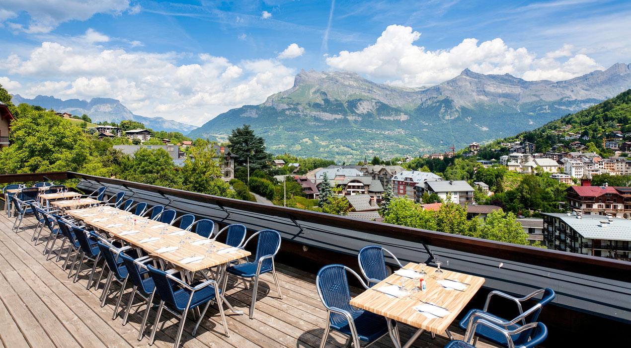 Mont Blanc & SPA